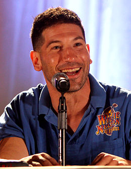 alt=Description de l'image Jon Bernthal by Gage Skidmore.jpg.