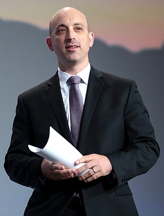 Anti-Defamation League - Jonathan Greenblatt, National Director and CEO of the Anti-Defamation League since 2015