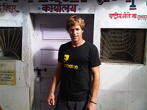 Jonty Rhodes - Rhodes in India, 2010