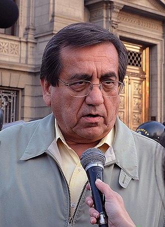 Jorge Del Castillo - Image: Jorge del Castillo