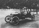 Jorge newbery and dog 1910.jpg
