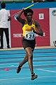 Josephine Lalam of Uganda at the 2018 African Championships.jpg