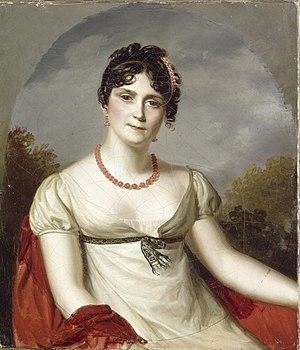 Portrait of the Empress Josephine