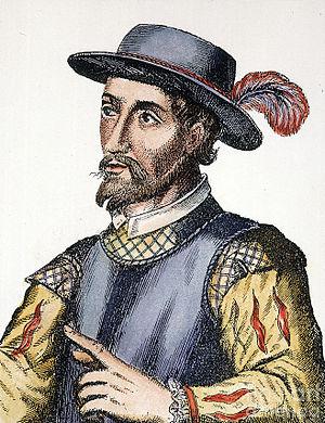 Juan Ponce de León - Image: Juan Ponce de León