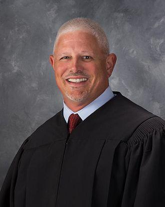 Jeff Cox (judge) - Image: Judge Jeff Cox