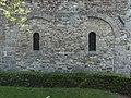Jumet - Chapelle Notre-Dame de Heigne (détail du mur nord).jpg
