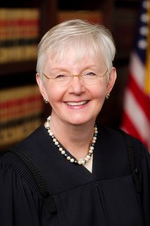 Mary Jane Theis American judge