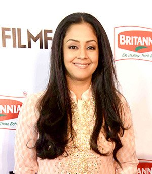 Jyothika - Jyothika at Filmfare Awards South 2014