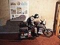 Kámen (PE), expozice motocyklů, Jawa kolem světa.jpg