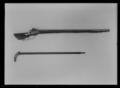 Käppbössa med slaglås ca 1850 - Livrustkammaren - 53347.tif