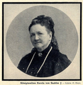 Königinwitwe Karola von Sachsen, 1907 verstorben.png