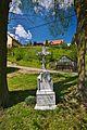 Kříž pod kaplí, Koroužné, okres Žďár nad Sázavou.jpg