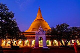 Nakhon Pathom Province Province of Thailand