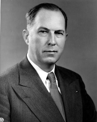 United States Secretary of War - Last in office Kenneth C. Royall September 18, 1947 – April 27, 1949
