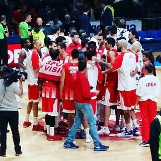 2017–18 KK Crvena zvezda season