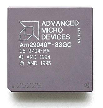 AMD Am29000 - AMD 29040