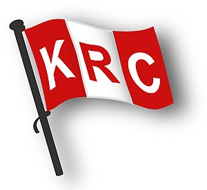 Kingston Rowing Club - Image: KRC Flag