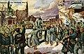 Kaiser Wilhelm II Truppenbesuch Ostpreußen Lyck 1915.jpg