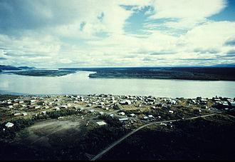 Kaltag, Alaska - Image: Kaltag Alaska