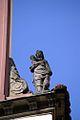 Kamieniczka Małgosia - figura na gzymsie fot BMaliszewska.jpg
