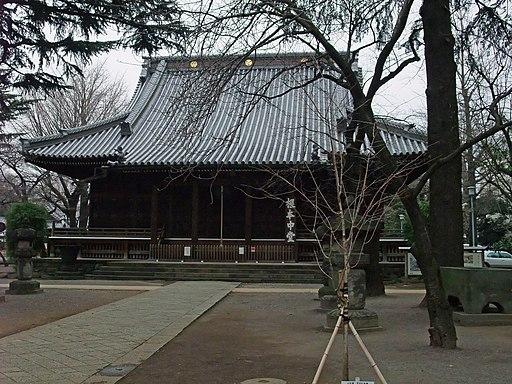 Kaneiji Main Temple