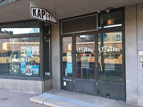 Teatteri Kapsäkki