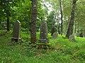 Karaite cemetery in Trakai (Troki).JPG
