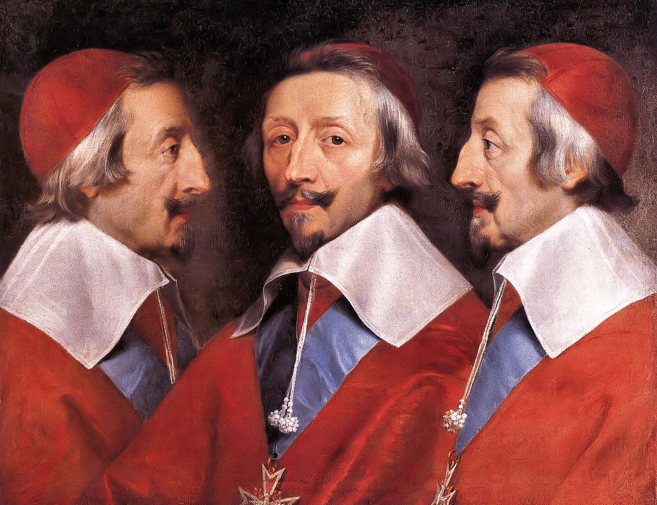 Kardinaal Richelieu Citaten Scenes