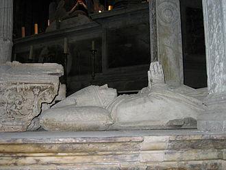 Guillaume Briçonnet (cardinal) - Effigy of Cardinal Briçonnet at Narbonne
