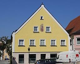 Karmelitenplatz in Abensberg