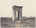 Karnak (Thèbes), Grande Porte du Nord Vue du Point X MET DP71382.jpg