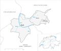 Karte Gemeinden des Kantons Basel Stadt 2007.png