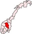 Karte Norwegen Oppland.png