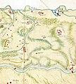 Kartenausschnitt Richterswil Schindellegi Zweiter Villmerger Krieg 1712 farbig.jpg