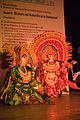 Kartikeya and Ganesha - Mahisasuramardini - Chhau Dance - Royal Chhau Academy - Science City - Kolkata 2014-02-13 9120.JPG
