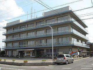 Kasamatsu, Gifu Town in Chūbu, Japan