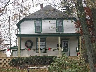 Stallbohm Barn-Kaske House - Kaske House, November 2013