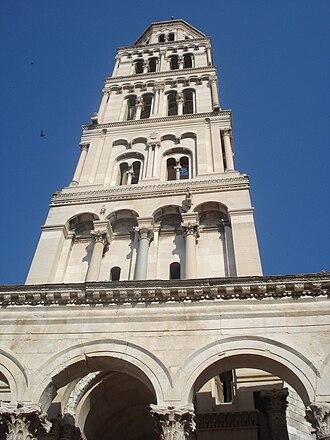 Cathedral of Saint Domnius - Image: Katedrala sv. Dujma u Splitu