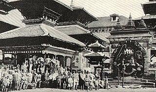Architecture of Kathmandu