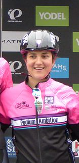 Katie Prankerd Welsh cyclist