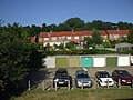 Kemps Court garages looking on to Locks Crescent, Portslade - geograph.org.uk - 1377917.jpg
