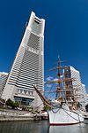 Ken H. Landmark Tower & Nippon Maru(2) (5561002320).jpg