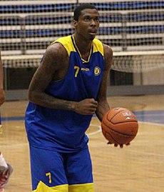 Габријел као играч Макаби Ашдода