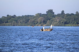 Kensington metropark fishing kent lake.JPG