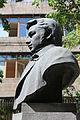 Khachatur Abovyan statue in Armenia 02.JPG