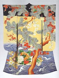 Khalili Collection of Kimono Private collection of Japanese kimono