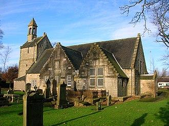 Kilbirnie - The Auld Kirk