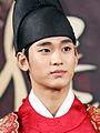 Kim Soo-hyun as Lee-hwon (Moon Embracing the Sun) 04.jpg