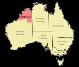 Kimberley Western Australia Wikipedia