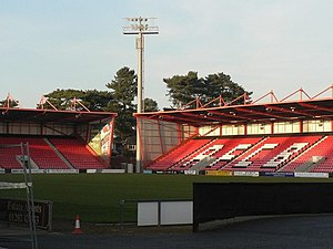 King's Park, AFC Bournemouth - geograph.org.uk - 638680.jpg